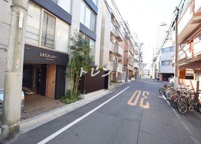 【周辺】リーガランド早稲田