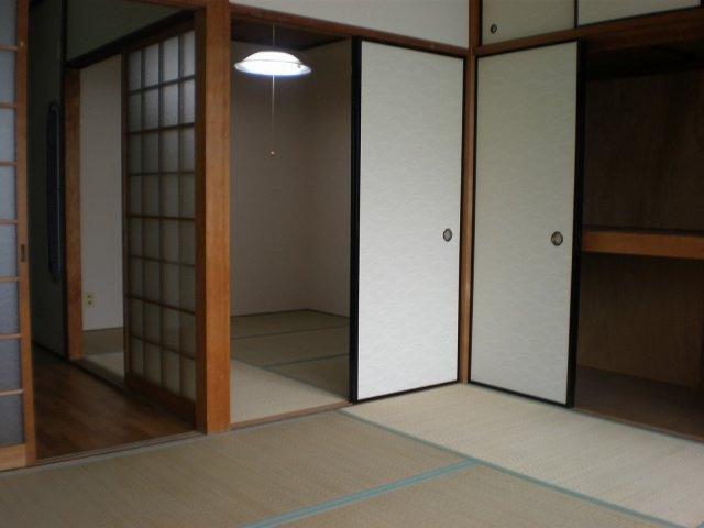 【寝室】パールマンション