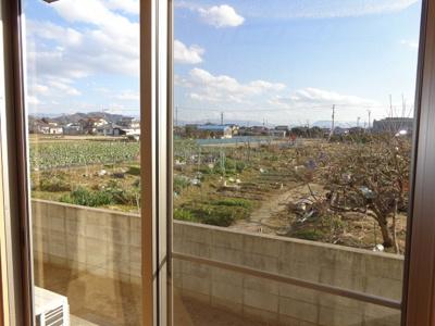 【庭】カーサ城北 B棟