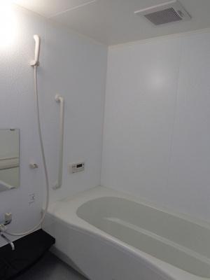 【浴室】カーサ城北 B棟