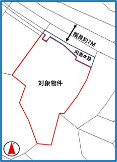 【区画図】本部町字備瀬