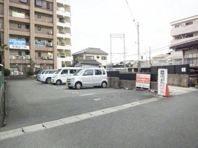 【駐車場】森屋第1モータープール