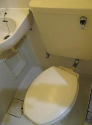 【トイレ】コーポときわ