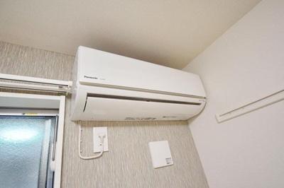 エアコン ※写真は別部屋のイメージ用写真です。