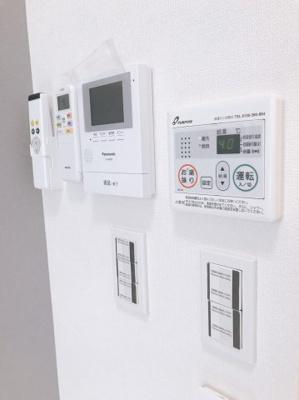 【セキュリティ】ハーモニーテラス井草