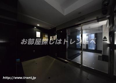 【エントランス】グランドコンシェルジュ早稲田
