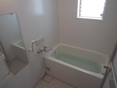 【浴室】グレイスコーポ