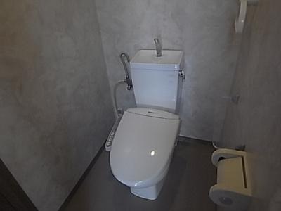 【トイレ】グレイスコーポ