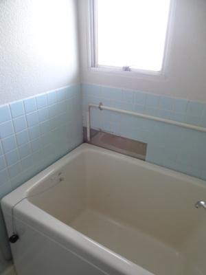 【浴室】西平ハイツ