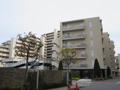 【外観】ビスタグランデ神戸星陵台 1階