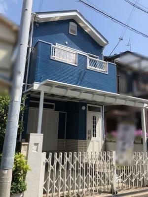【外観】神戸市垂水区歌敷山2丁目 中古戸建