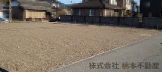 【外観】大堀町売地