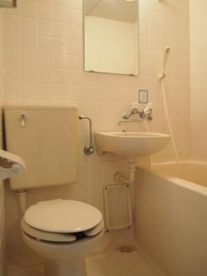バス・洗面台・トイレ♪
