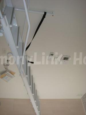 カーサ デ リオの梯子