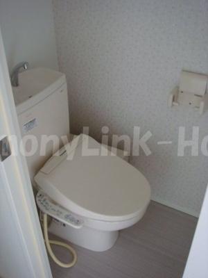 カーサ デ リオのトイレ