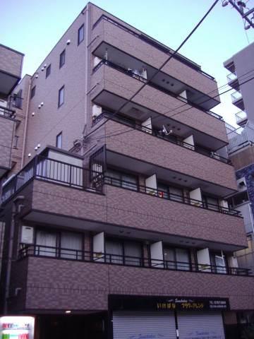 ☆外観タイル貼り6階建てマンション☆