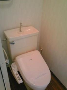 【トイレ】セゾンベルローズ