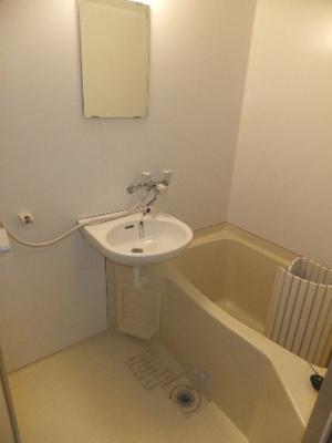【浴室】ハイブリッジ16