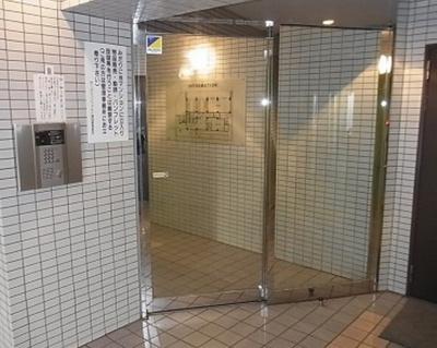 【エントランス】ホーユウコンフォルト蒲田