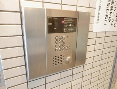 【セキュリティ】ホーユウコンフォルト蒲田
