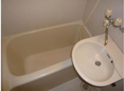 【浴室】さざん萩中