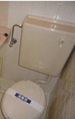 【トイレ】MSハイツ