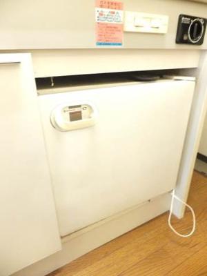 ミニ冷蔵庫付いてます!