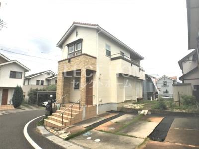 【外観】若松町向山戸建