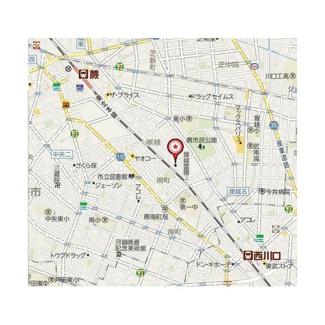 【地図】グロワールK