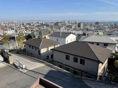 【展望】東芦屋町Ⅳ 売土地