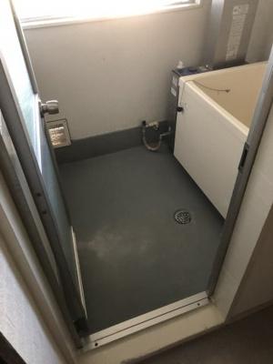 【浴室】ウインド上本郷