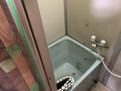 【浴室】S様関戸3丁目平屋アパート