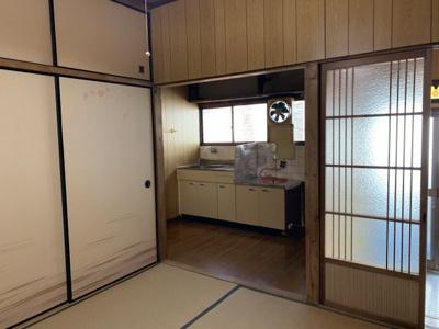【キッチン】S様関戸3丁目平屋アパート