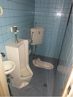 【トイレ】高知市上町5丁目
