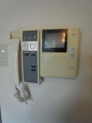 TVモニター付きインターフォン(同一使用写真)