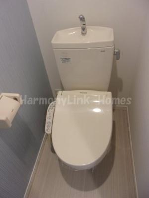 フォルテ北千住のトイレ