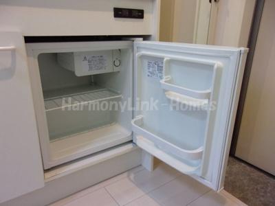 フォルテ北千住のミニ冷蔵庫