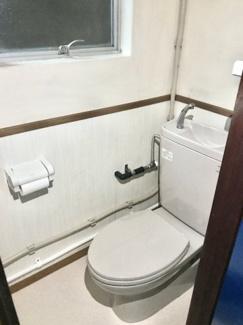 【トイレ】井上マンション