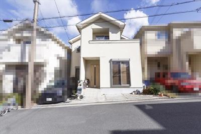 平成26年3月建築のまだ新しいお家!