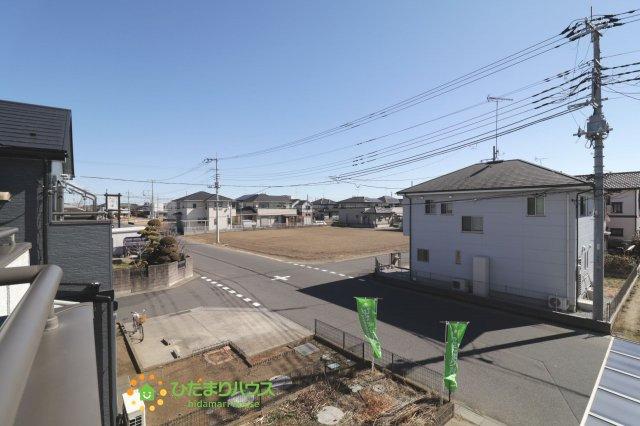 【展望】久喜市伊坂 中古一戸建て
