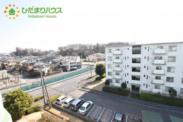 【展望】東新井団地17号棟