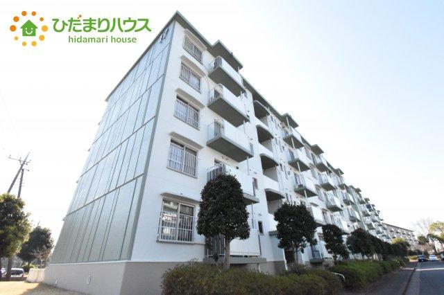 【外観】東新井団地17号棟