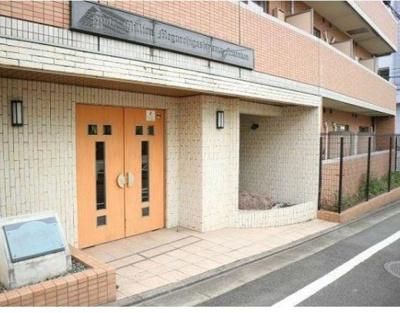 【エントランス】サンテミリオン目黒東山弐番館
