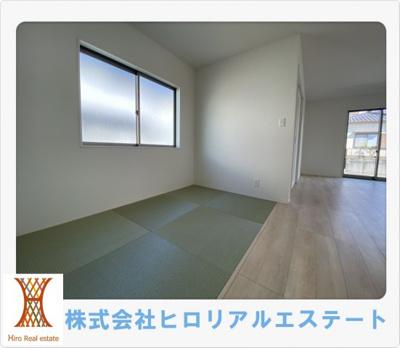 【和室】神戸市西区竜が岡5丁目新築戸建