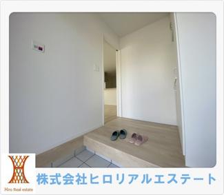【玄関】神戸市西区竜が岡5丁目新築戸建