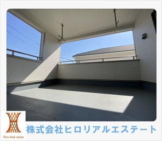 【バルコニー】神戸市西区竜が岡5丁目新築戸建