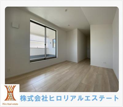 【洋室】神戸市西区竜が岡5丁目新築戸建