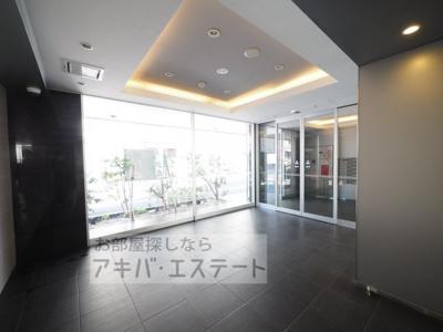 【エントランス】ハーモニーレジデンス上野ノースフロント