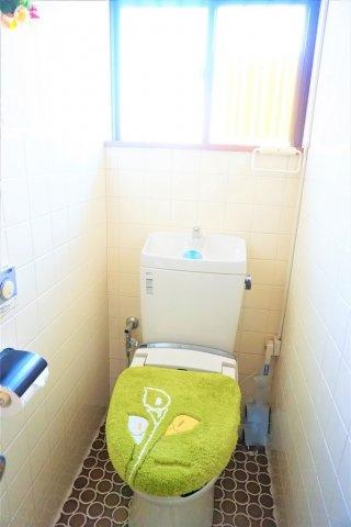 【トイレ】上尾市上 中古一戸建て