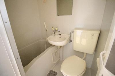 【浴室】ベルフルール